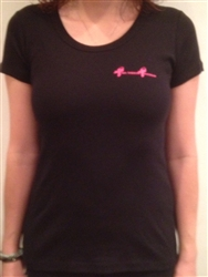 Pink Ribbon Program Tee